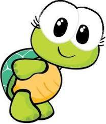 Resultado de imagen para tortugas bebes animados tiernos