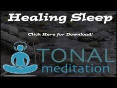 Relaxing Music ~ Healing Sleep + Relax Ambient Binaural Meditation