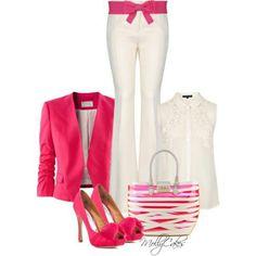 Cute, simple business wear