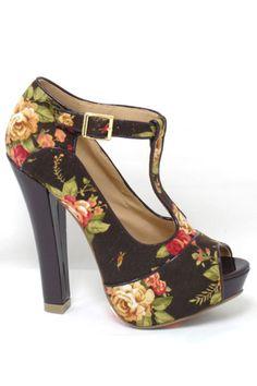 misbehave Karinya Shoe In Brown