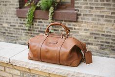 The Ultimate Weekend Bag | Allen Edmonds