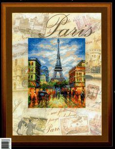 Gallery.ru / Фото #2 - Города мира. Париж. - kirinna