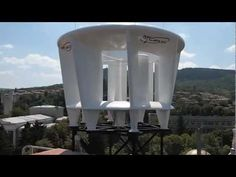 Tiny Rooftop Turbine Could Make Urban Wind Farms A Reality