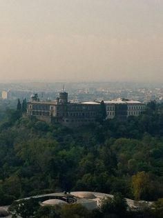 Castillo de Chapultepec, DF