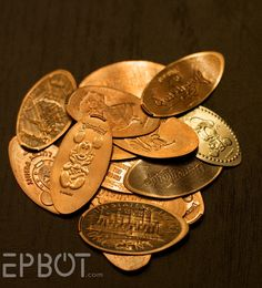 Something to do with all those pressed pennies!!! EPBOT: Simply Smashing Penny Jewelry