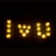 Weanas 24pcs LED Tealights Candles Drop Tear Style Warm White