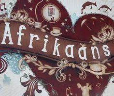 Afrikaans <3