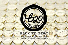 Design Your Own Gold Plated Wax Seal Stamp 10 por BacktoZero