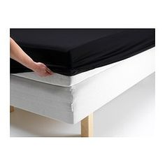 DVALA Fitted sheet - Double - IKEA
