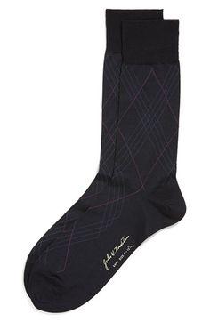 Men's John W. Nordstrom Argyle Socks