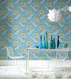 V i n t a g e . P o p I love this wallpaper
