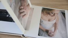 Artisan Canvas wedding albums presentation video