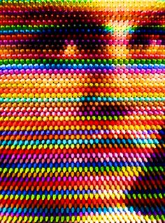 King of Senses: Crayon photography: Christian Faur - My CMS