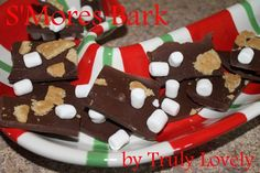 Guest Post: S'mores Bark from Kassi at Truly Lovely