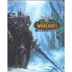 World of Warcraft The Art of Wrath of the Lich King Hardcover Art Book $20