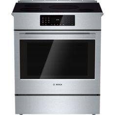 "$3,199.00 - Bosch 30"" Star-K Certified Induction Slide-in Range Induction - HIIP054U"