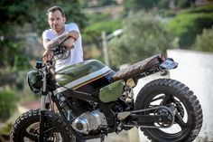 1000+ images about Gs 500 Scrambler 5 Hundred Deluxe on Pinterest