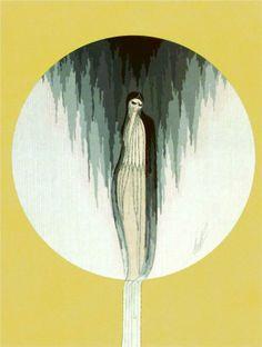 Emotions, Sadness - Erte