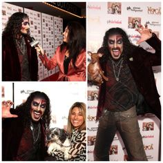 Zombie Burlesque's Johnny Wifemauller makes an appearance at Nevada SPCA No-Kill Animal Shelter's event to benefit all shelter animals!  #AnimalsArePeopleToo #Puppy #SPCA #Vegas #Charity #CrueltyFree #Zombie