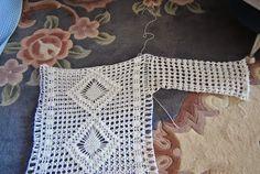 Playa salida Crochet - Claudineia Antunes
