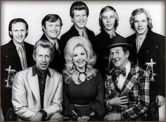 "Dolly Parton on ""The Porter Wagoner Show"",where she co-stareed from 1967 to 1974."