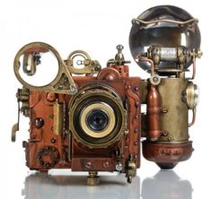 Steampunk Tendencies | Valery Alexandrovitch