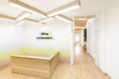 Escuela de idiomas 2Day Languages, de Masquespacio