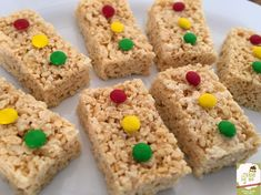 Rice krispies traffic lights By Cakesbyme