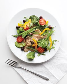A New Nicoise Salad - Whole Living Eat Well