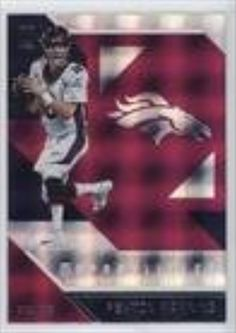 Peyton Manning (Football Card) 2016 Panini Unparalleled Purple #22 - Brought to you by Avarsha.com