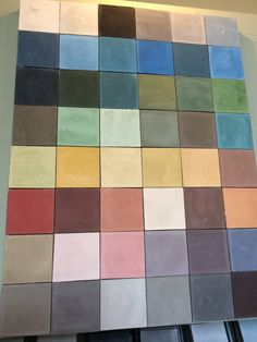 Emery Cie cement tiles
