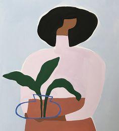 kenesha sneed - art - illustration