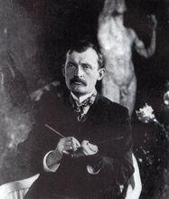 (1886)といった彼の初期の諸作品では直接のモチーフになっている。