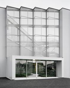 TRAFAG SENSORS & CONTROLS AG by E2A Piet Eckert und Wim Eckert Architekten