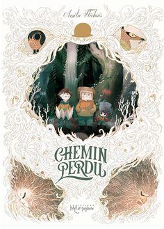 Chemin Perdu on Behance