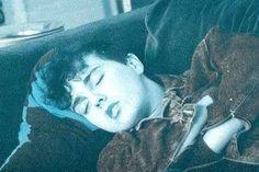 Tears for Fears - Kurt Smith sleeping