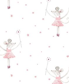 mrs mouse ballet small section