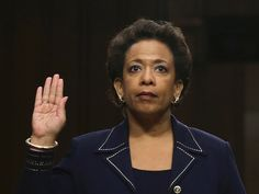 Loretta Lynch Makes History as the First Black Female Attorney General in U.S. History http://www.people.com/article/loretta-lynch-confirmed-attorney-general-first-black-female