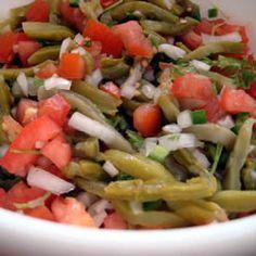 Southwestern Cactus Salad Allrecipes.com