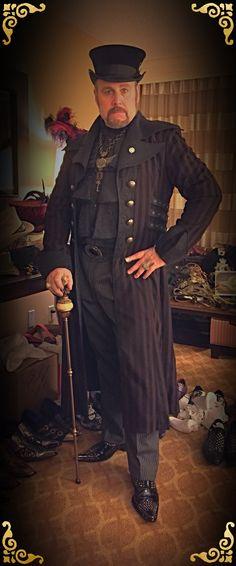 Viscount Eastman Wesley - Steampunk Gentleman