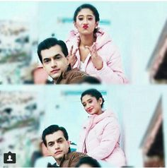 Cute Couples Photos, Romantic Couples, Couple Photos, Cute Song Lyrics, Cute Songs, Best Love Stories, Love Story, Shivangi Joshi Instagram, Kaira Yrkkh