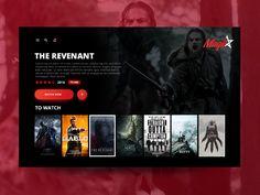 Day 072 - Magh Moroccan Movies TV App by Ayoub kada