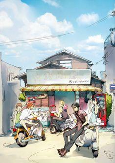 Shin Megami Tensei: PERSONA 4/#1799648 - Zerochan