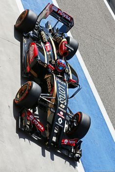 F1 2014 - Bahrain - Day 2 - Testing