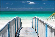 Playa Pilar, Cayo Guillermo, Cuba von Daniela Winge