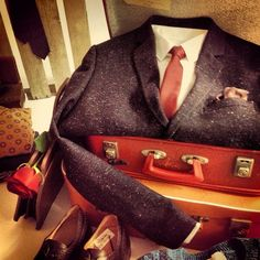 Man Suitcase by Topman