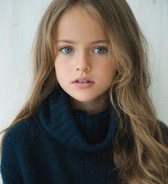 En Küçük Model: Kristina Pimenova
