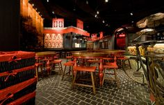 New Shanghai Chinese Restaurant | Australian Design Review