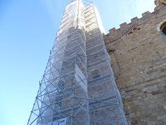 Elne : la cathédrale en travaux