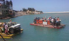 Passeio de buggy em Fortaleza: Morro Branco